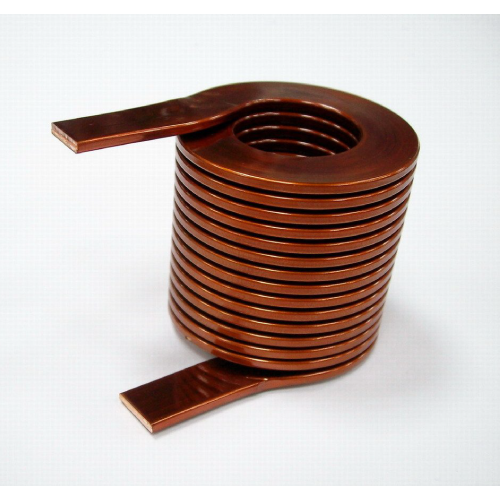 Flat Cables Design : Flat wire coils